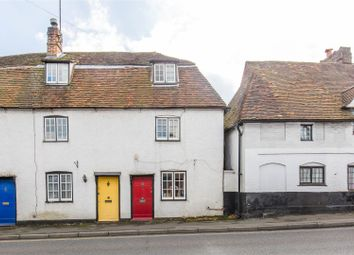 Thumbnail 2 bed property for sale in Vicarage Hill, Westerham