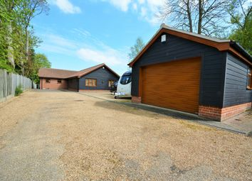 Thumbnail 3 bed detached bungalow for sale in Cotmer Road, Oulton Broad, Suffolk