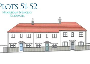 Thumbnail 2 bed semi-detached house for sale in Quintrell Road, Newquay, Cornwall