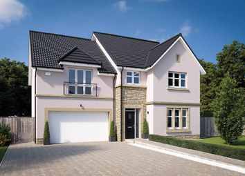 """Thumbnail 5 bed detached house for sale in """"The Garvie"""" at Browncarrick Drive, Ayr"""