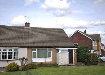 Thumbnail 2 bed semi-detached bungalow to rent in Meshaw Crescent, Northampton