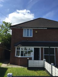 Thumbnail 1 bed semi-detached house for sale in Kershaw Street, Droylsden