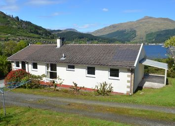 Thumbnail 3 bedroom bungalow for sale in Cobbler View, Lochgoilhead, Cairndow