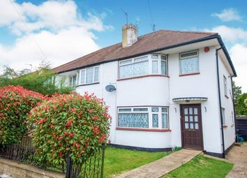 3 bed semi-detached house for sale in Greencroft Gardens, Enfield, Hertfordshire EN1