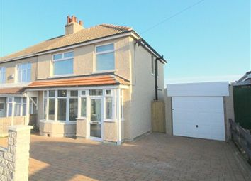 Thumbnail 3 bed property for sale in Longlands Avenue, Morecambe