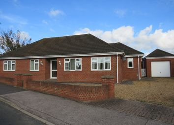 Thumbnail 3 bed detached bungalow for sale in Malts Lane, Hockwold, Thetford