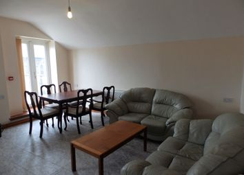 Thumbnail 6 bed shared accommodation to rent in Burrows Road, Sandfields, Swansea