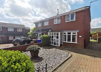 Thumbnail 2 bed semi-detached house for sale in Oldway Place, Adderley Green, Stoke-On-Trent