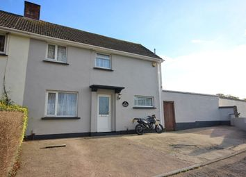 Thumbnail 3 bedroom semi-detached house for sale in Tor View Avenue, Newton Abbot