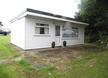 Thumbnail 2 bed detached bungalow for sale in Lavernock Point, Fort Road, Penarth