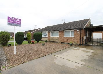 Thumbnail 2 bed semi-detached bungalow for sale in Lodge Place, Inkersall, Chesterfield