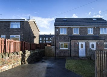 Thumbnail 4 bed semi-detached house for sale in Boundary Road, Dewsbury, West Yorkshire