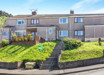 Thumbnail 3 bed terraced house for sale in Deepglade Close, St. Thomas, Swansea
