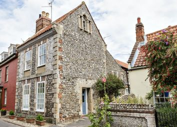 Thumbnail 4 bedroom cottage for sale in High Street, Cley, Holt
