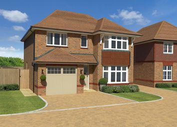 "Thumbnail 4 bed detached house for sale in ""Oxford"" at Priory Way, Tenterden"