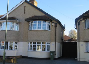Thumbnail 2 bed semi-detached house for sale in Plymstock Road, Welling, Kent