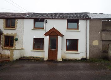Thumbnail 2 bed terraced house for sale in Graig, Burry Port
