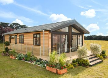 Thumbnail 2 bed lodge for sale in Belvedere Resorts, Belvedere Resorts, Edinburgh