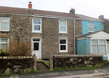 Thumbnail 3 bed terraced house for sale in Fore Street, Troon, Camborne