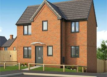 Thumbnail 3 bed detached house for sale in The Coombe, Plot 214 Roman Fields, Manor Drive, Gunthorpe, Peterborough