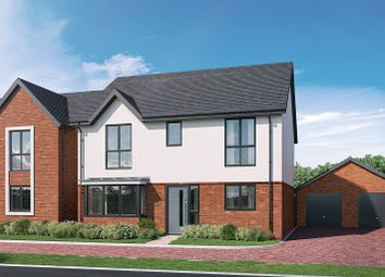 """Thumbnail 4 bed property for sale in """"Winkfield"""" at William Morris Way, Tadpole Garden Village, Swindon"""