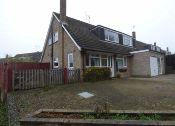 Thumbnail 3 bed semi-detached house for sale in Castle Hill, Daventry