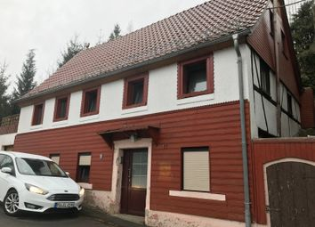 Thumbnail 3 bed town house for sale in Lindenallee, Wildenfels, Zwickau, Saxony, Germany