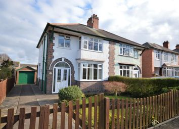 Thumbnail 3 bed semi-detached house to rent in Westfield Avenue, Countesthorpe, Leicester