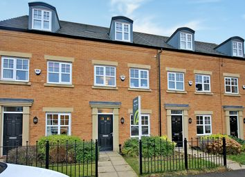 Thumbnail 3 bed town house for sale in Crow House Farm Drive, Newton-Le-Willows