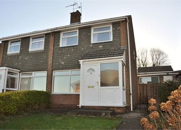 Thumbnail 2 bed semi-detached house for sale in Hillcrest, Prudhoe