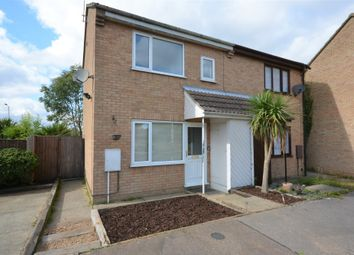 Thumbnail 2 bed semi-detached house to rent in Harebell Way, Carlton Colville, Lowestoft