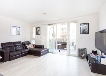 Thumbnail 1 bed flat for sale in Dunnock House, 21 Moorhen Drive, London