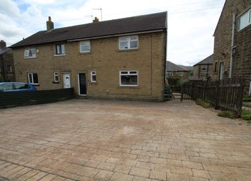 Thumbnail 3 bed semi-detached house to rent in Longlands Avenue, Slaithwaite, Huddersfield