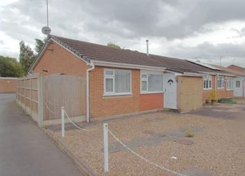Thumbnail 1 bedroom bungalow for sale in Chitterman Way, Markfield, Leicester, Leicestershire