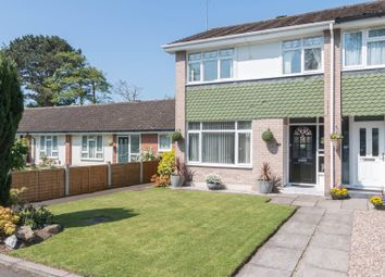 Thumbnail 3 bed end terrace house for sale in Clifford Road, Bentley Heath, Solihull