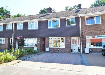 Thumbnail Terraced house for sale in Nightingale Drive, Mytchett, Camberley, Surrey