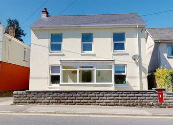 Thumbnail 3 bed detached house for sale in Higher Bugle, Bugle, St Austell, Cornwall
