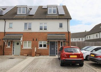 Thumbnail 3 bed end terrace house for sale in Rectory Lane, Sidcup