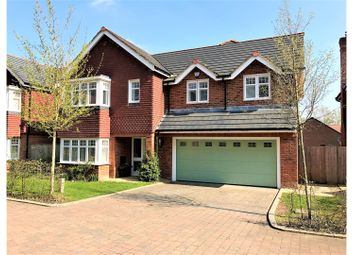 Thumbnail 5 bed detached house for sale in Paddock End, Newbury