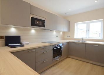 Thumbnail 2 bed end terrace house to rent in Willowbourne, Fleet
