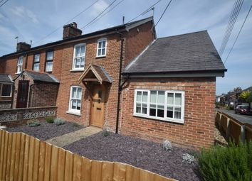 Thumbnail 3 bedroom end terrace house for sale in George Street, Hadleigh, Ipswich