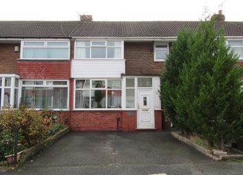 Thumbnail 3 bed terraced house for sale in Honiston Avenue, Rainhill