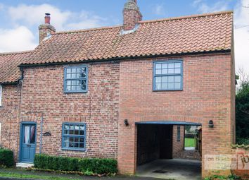 Thumbnail 3 bed cottage for sale in High Street, North Scarle, Lincoln