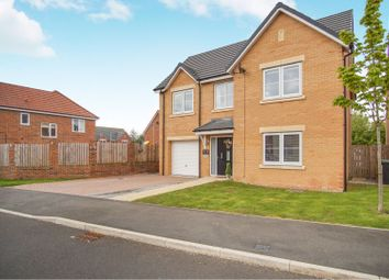 Thumbnail 4 bedroom detached house for sale in Rushyford Drive, Chilton