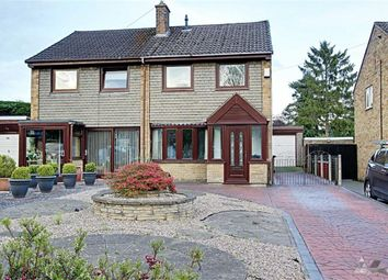 Thumbnail 3 bed semi-detached house to rent in Deerlands Road, Wingerworth, Chesterfield, Derbyshire