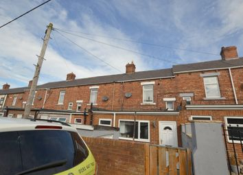 Thumbnail 3 bed terraced house to rent in Evelyn Terrace, Stanley