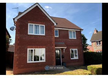 Thumbnail 5 bed detached house to rent in Lynn Close, Thorpe St. Andrew, Norwich