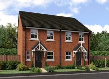 Thumbnail 2 bed semi-detached house for sale in Clappers Lane, Bracklesham Bay