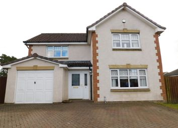 Thumbnail 4 bed detached house for sale in Glen More, Carluke