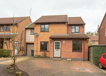 Thumbnail 3 bedroom detached house to rent in Brook Close, Uppingham, Oakham